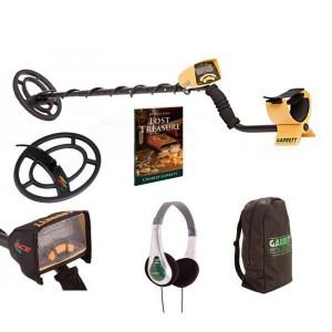 Detector de metales Garrett Ace 250 Sport Pack