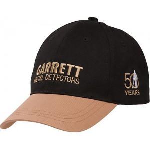 Gorra GARRETT negra Aniversario