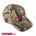Gorra FISHER Camuflaje