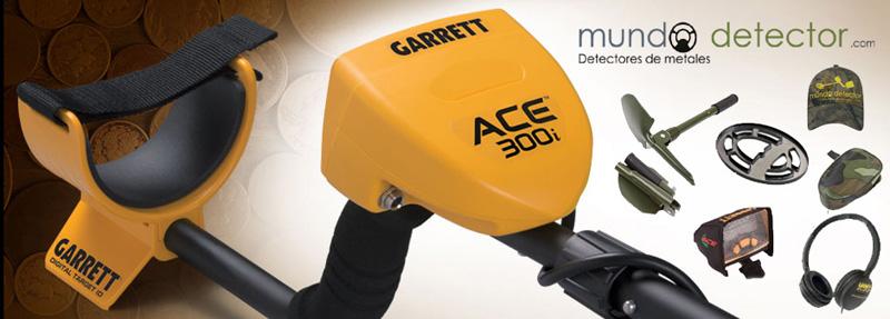Detector de metales Garrett 300i