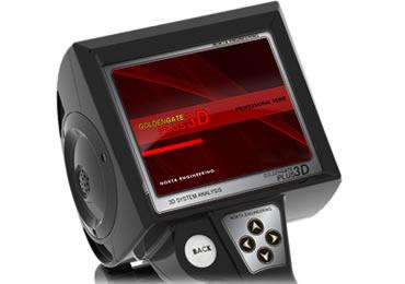 Detector de metales con pantalla