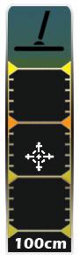 Detector de metales Nokta Goldengate Plus 3D indicador de profundidad