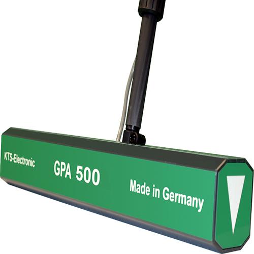 detector-de-metales-kts-GPA 500-barra