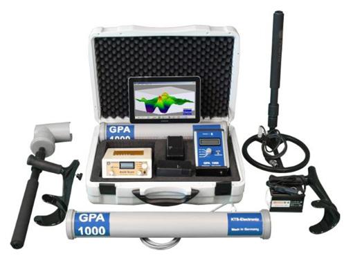Detector de metales gran profundidad Gpa 1000