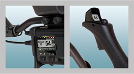 Doble pantalla detector de metales Nokta Fors Core