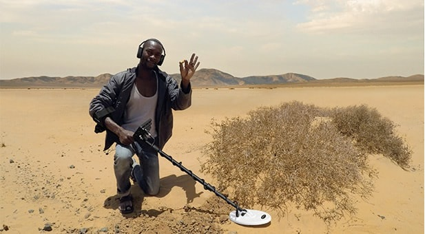 detector de metales africa Makro Gold Krucer