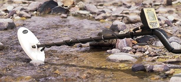 detector de metales rio Makro Gold Krucer