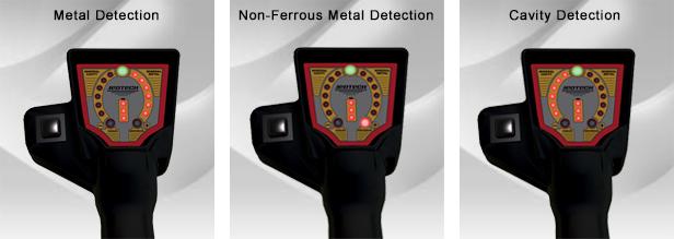 Detector de cavidades Makro Jeotech