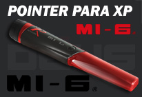 Pointer MI6 XP Deus