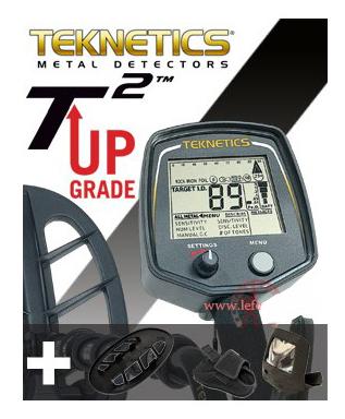 Detector de metales de gran profundidad Teknetics T2