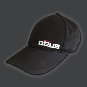Gorra negra Xp Deus