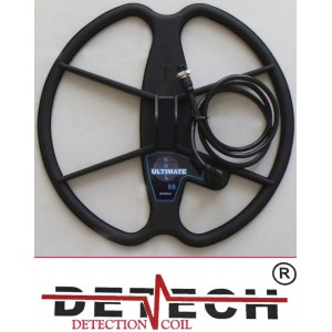 "Plato DETECH Ultimate de 13"" para Fisher 11, F22 y F44."