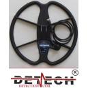 Plato DETECH Ultimate de 13 pulgadas para Teknetics Eurotek Pro, Omega 8500, Delta 4000, Gamma.