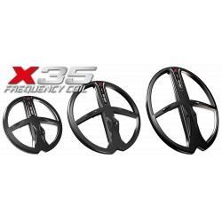 Plato X35, XP DEUS Multifrecuencia de 22 cms. ¡¡Novedad!!