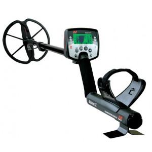 El Detector Explorer SE Pro. Minelab