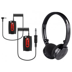 Auriculares inalámbricos W6 WireFree de Deteknix