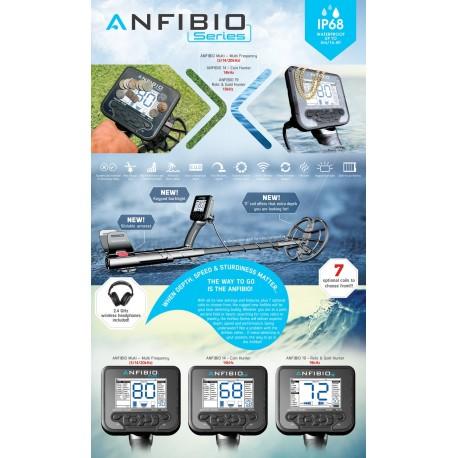 Detector de metales Makro/Nokta ANFIBIO 14