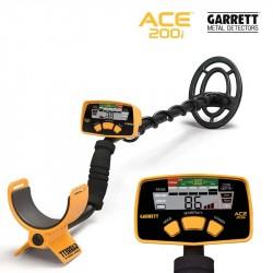 Detector de metales GARRETT ACE 200i