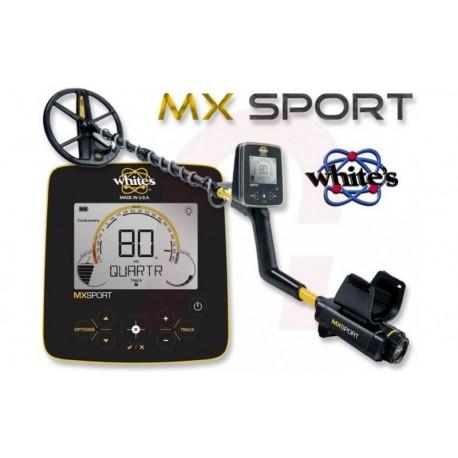 Detector de metales White's MX Sport