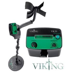 Detector de metales Viking VK20