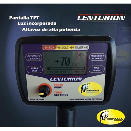 Detector de metales CENTURIÓN de Hispania