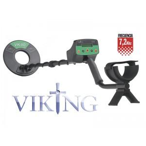 Detector de metales viking VK40