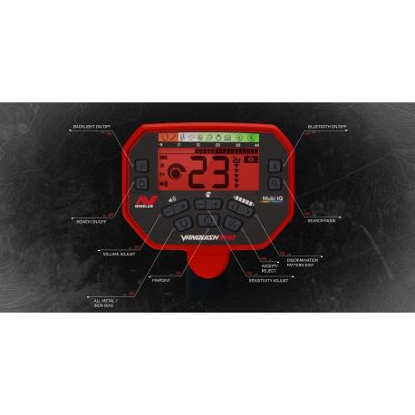 Detector de Metales Minelab Vanquish 540 PRO