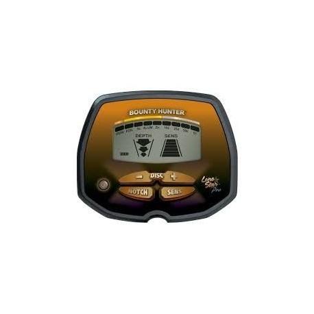 Detector de Metales BOUNTY HUNTER Lone Star Pro