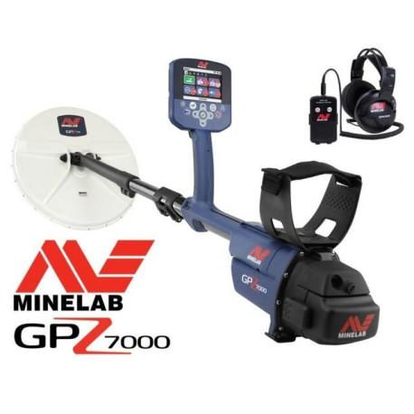 Detector de metales de Oro Minelab GPZ 7000