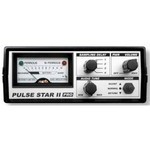 Detector de metales Pulse Star