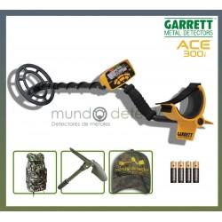 Packs del detector Garrett Ace 300i