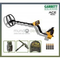 Packs del detector Garrett Ace 400i