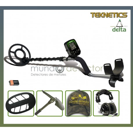 Packs del detector Teknetics Delta 4000