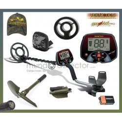 Packs del detector Teknetics Eurotek Pro 8 pulgadas