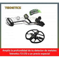 Teknetics T2 LTD+ plato de gran profundidad