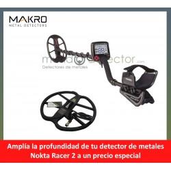 Nokta Racer 2 + plato de gran profundidad