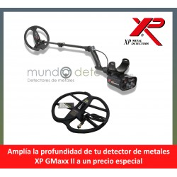 XP GMaxx II + plato de gran profundidad