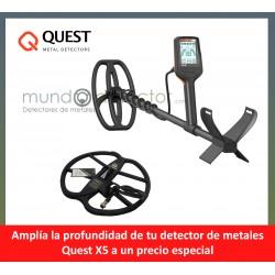 Quest X5 + plato de gran profundidad