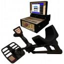 Detector de metales Jeohunter 3d sistema dual tridimensional