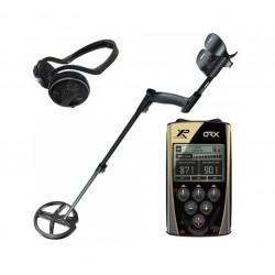 Detector de metales XP ORX con plato X35 y auriculares inalámbricos WS Audio