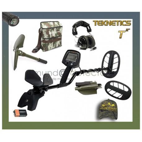 Packs del detector Teknetics T2