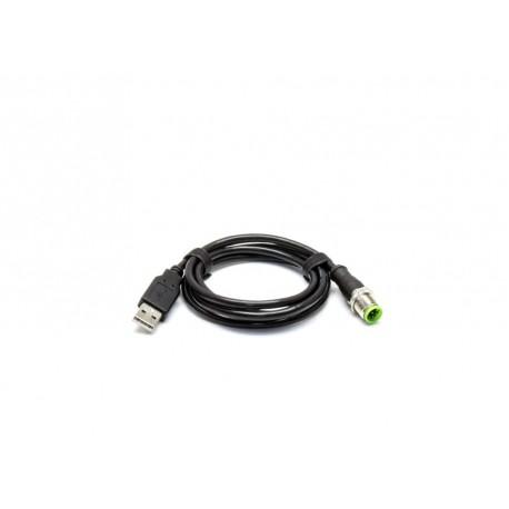 Cable carga y datos Nokta Makro para Simplex, Anfibio, Kruzer y Gold Kruzer