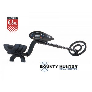 Detector de metales Tracker IV de Bounty Hunter