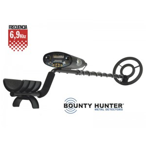 Detector de metales Lone Star - Bounty Hunter