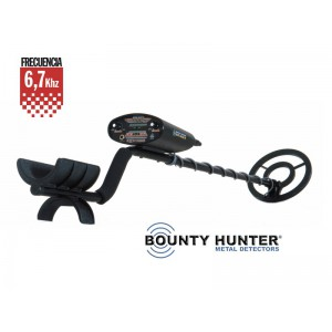 Detector de metales Quick Draw II de Bounty Hunter
