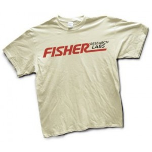 Camiseta FISHER LABS