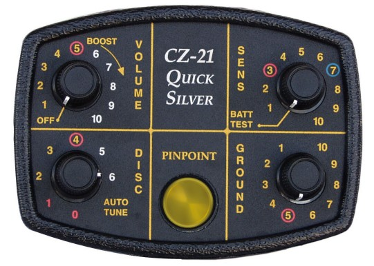 consola-detector-de-metales-fisher-cz21