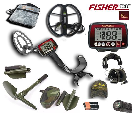 detector-de-metales-Fisher-f-44-pak-3