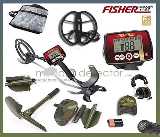 detector-de-metales-fisher-f-22-pack3