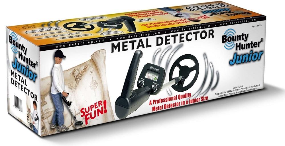 detector-de-metales-niño-bounty-hunter-caja